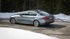 BMW xDrive Experience: al volante della Serie 5 MSport xDrive - Immagine: 3