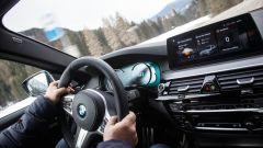 BMW xDrive Experience: al volante della Serie 5 MSport xDrive - Immagine: 4