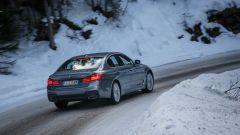 BMW xDrive Experience: al volante della Serie 5 MSport xDrive - Immagine: 10