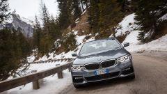BMW xDrive Experience: al volante della Serie 5 MSport xDrive - Immagine: 11
