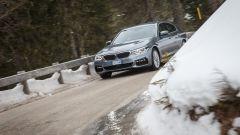 BMW xDrive Experience: al volante della Serie 5 MSport xDrive - Immagine: 12