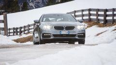 BMW xDrive Experience: al volante della Serie 5 MSport xDrive - Immagine: 13