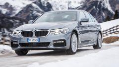 BMW xDrive Experience: al volante della Serie 5 MSport xDrive - Immagine: 14