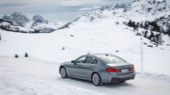 BMW xDrive Experience: al volante della Serie 5 MSport xDrive - Immagine: 17