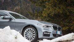 BMW xDrive Experience: al volante della Serie 5 MSport xDrive - Immagine: 19