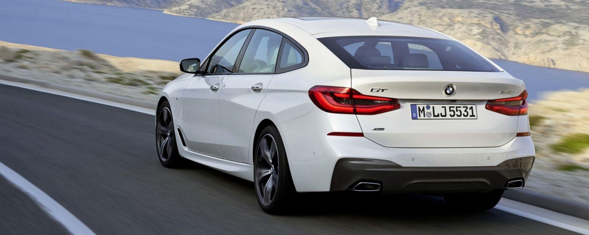 Nuova BMW Serie 6 Gran Turismo: il video