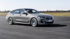Nuova BMW Serie 6 GT 2020: come cambia