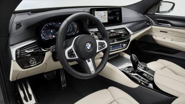 Nuova BMW Serie 6 GT 2020: come cambiano gli interni