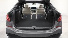 Nuova BMW Serie 6 GT 2020: il capiente bagagliaio