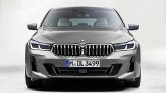 Nuova BMW Serie 6 GT 2020: il frontale