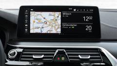 Nuova BMW Serie 6 GT 2020: il nuovo schermo dell'infotainment