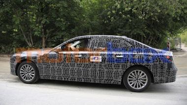 Nuova BMW Serie 7 2022: la coda è filante sulla nuova ammiraglia di Monaco