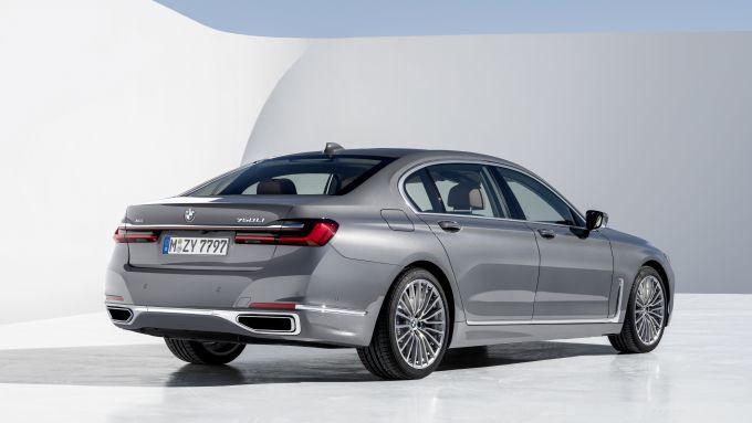 Nuova BMW Serie 7: arriverà anche una versione 100% elettrica