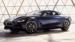 Nuova BMW Serie 8 Concept: le prime foto rubate