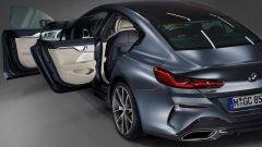 BMW Serie 8 Gran Coupé, foto online alla vigilia del reveal - Immagine: 2