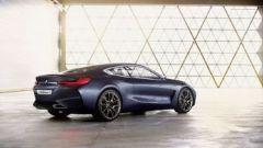 Nuova BMW Serie 8 Concept: le foto e il video ufficiali  - Immagine: 4