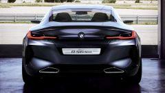 Nuova BMW Serie 8 Concept: le foto e il video ufficiali  - Immagine: 6