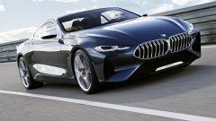 Nuova BMW Serie 8 Concept: le foto e il video ufficiali  - Immagine: 11