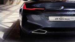 Nuova BMW Serie 8 Concept: le foto e il video ufficiali  - Immagine: 22