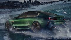 BMW M8 Gran Coupé Concept: in video dal Salone di Ginevra 2018 - Immagine: 5