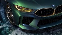 BMW M8 Gran Coupé Concept: in video dal Salone di Ginevra 2018 - Immagine: 6