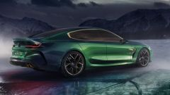 BMW M8 Gran Coupé Concept: in video dal Salone di Ginevra 2018 - Immagine: 7
