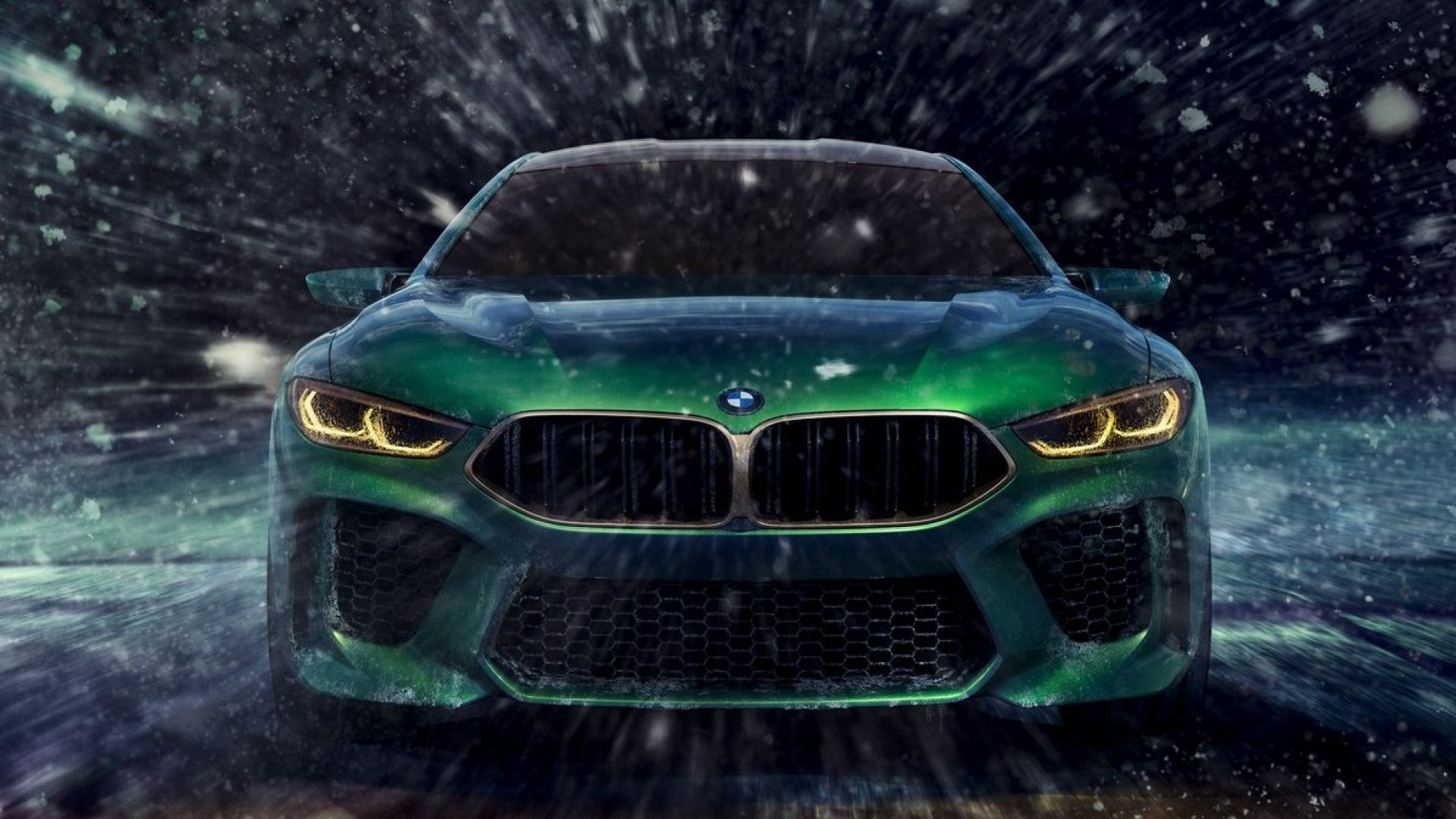 Nuova Bmw M8 E Serie 8 Coup 233 2018 Foto Video E Data Di