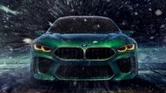 BMW M8 Gran Coupé Concept: in video dal Salone di Ginevra 2018 - Immagine: 8