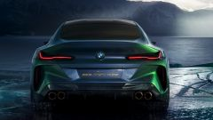 BMW M8 Gran Coupé Concept: in video dal Salone di Ginevra 2018 - Immagine: 9
