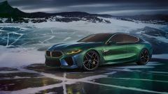 BMW M8 Gran Coupé Concept: in video dal Salone di Ginevra 2018 - Immagine: 10