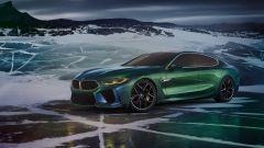 BMW M8 Gran Coupé Concept: in video dal Salone di Ginevra 2018 - Immagine: 10