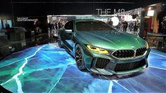 BMW M8 Gran Coupé Concept: in video dal Salone di Ginevra 2018 - Immagine: 1