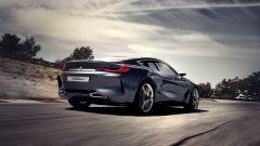 BMW Serie 8: sarà così l'ammiraglia sportiva di Monaco - Immagine: 12