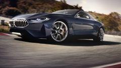 BMW Serie 8: sarà così l'ammiraglia sportiva di Monaco - Immagine: 1