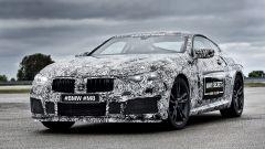 Nuova BMW Serie 8: vista 3/4 anteriore