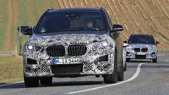 Nuova BMW X1 2019: le nuove foto del facelift - Immagine: 1