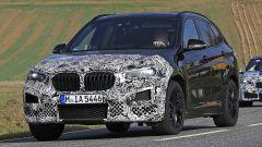 Nuova BMW X1 2019: le nuove foto del facelift - Immagine: 2