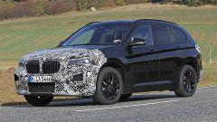 Nuova BMW X1 2019: le nuove foto del facelift - Immagine: 3