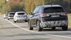 Nuova BMW X1 2019: le nuove foto del facelift - Immagine: 14