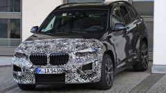 Nuova BMW X1 2019: le nuove foto del facelift - Immagine: 7