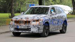 Nuova BMW X1, foto spia del prototipo