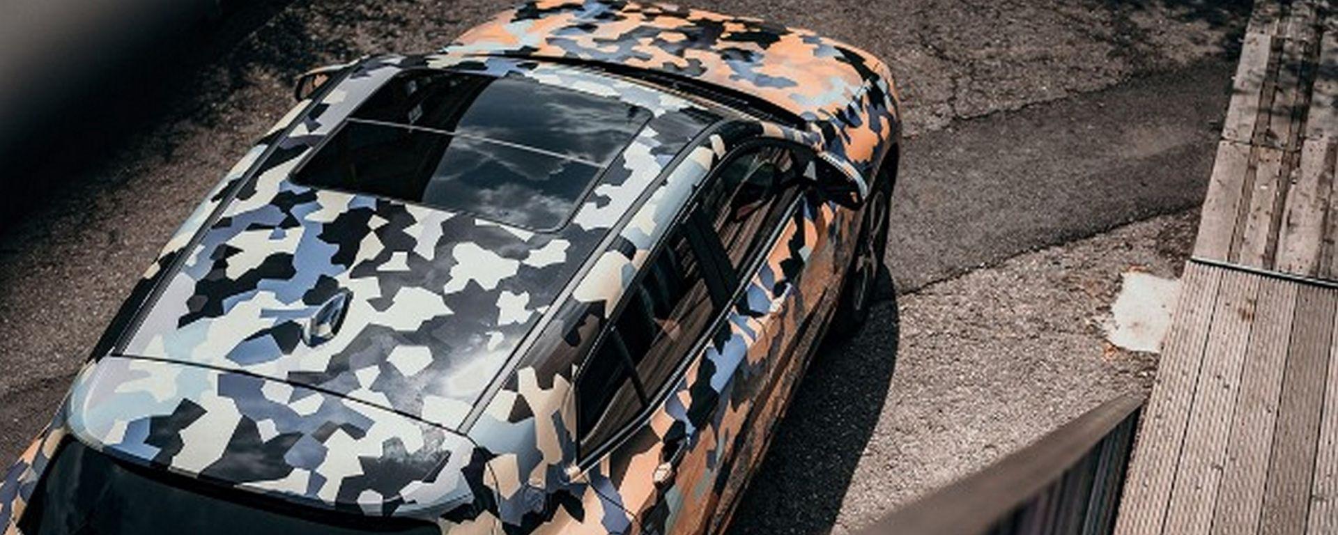 BMW X2: ecco le prime immagini