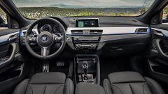 Nuova BMW X2: gli interni