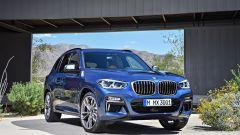 Nuova BMW X3: 4,71 metri di SUV per il Salone di Francoforte - Immagine: 5