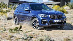 Nuova BMW X3: 4,71 metri di SUV per il Salone di Francoforte - Immagine: 4