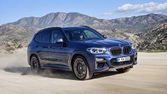 Nuova BMW X3: 4,71 metri di SUV per il Salone di Francoforte - Immagine: 6