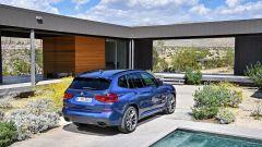 Nuova BMW X3: 4,71 metri di SUV per il Salone di Francoforte - Immagine: 7