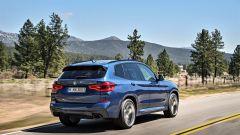 Nuova BMW X3: 4,71 metri di SUV per il Salone di Francoforte - Immagine: 8