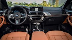 Nuova BMW X3: 4,71 metri di SUV per il Salone di Francoforte - Immagine: 9