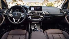 Nuova BMW X3: 4,71 metri di SUV per il Salone di Francoforte - Immagine: 10